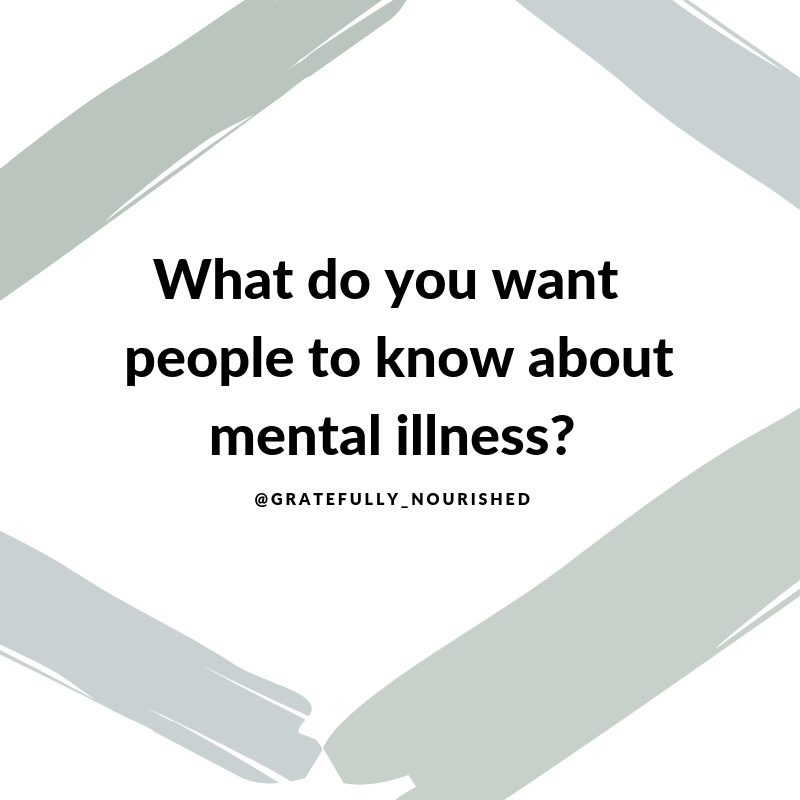 why should we care about mental health? - Gratefully Nourished